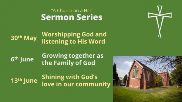 Shining with God's Love in our Community Image